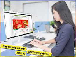 🥇 Sửa máy tính đường Hoàng Minh Giám